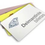 deimantinis bilietas į vokiečių kalbos mokymus